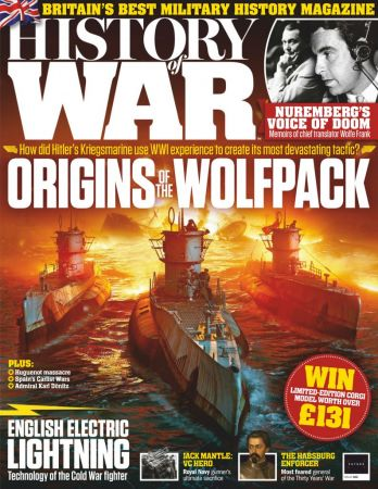 History of War – Issue 65, March 2019
