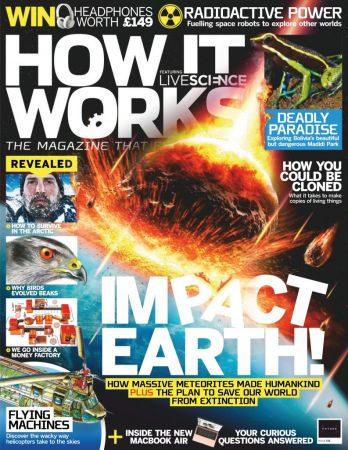 How It Works – Issue 122 , 2019