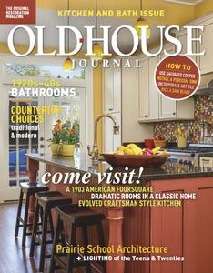 Old House Journal - kitchen and bath issue