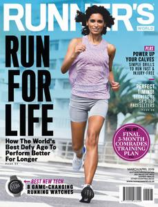 Runner's World South Africa – March 2019