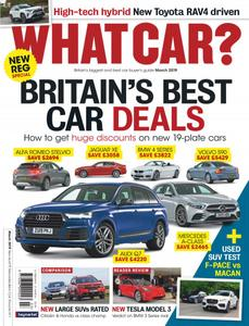 What Car? UK – March 2019