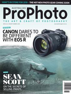Australian Pro Photo – Vol. 74 No. 6, 2018
