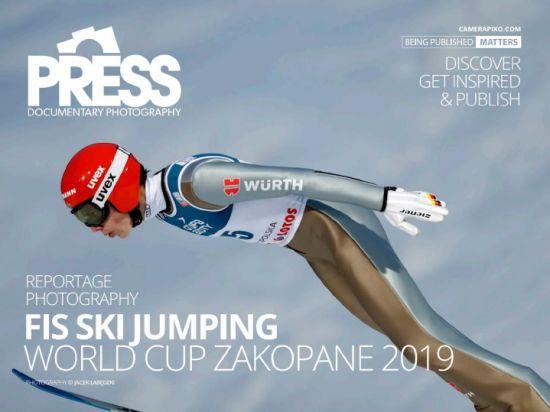 Camerapixo. Press Documentary Photography – Fis Ski Jumping Zakopane 2019