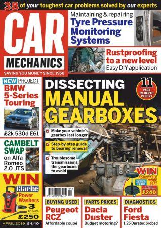 Car Mechanics – April 2019
