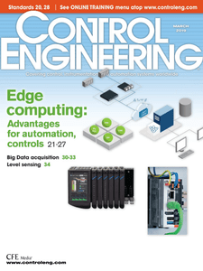 Control Engineering - March 2019