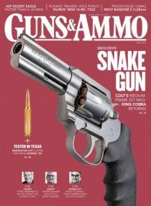 Guns & Ammo – May 2019