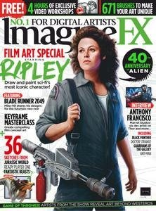 ImagineFX – Issue 173, May 2019