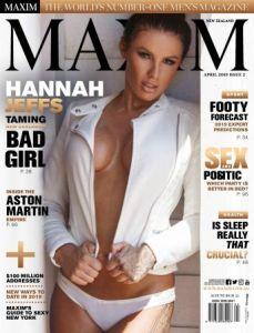 Maxim New Zealand – April 2019