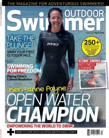 Outdoor Swimmer – April 2019