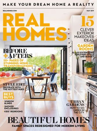 Real Homes – May 2019