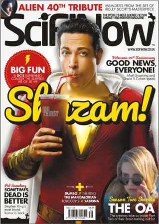 SciFiNow – Issue 156, April 2019