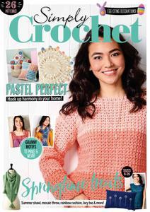 Simply Crochet – August 2019