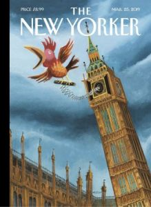 The New Yorker – March 25, 2019