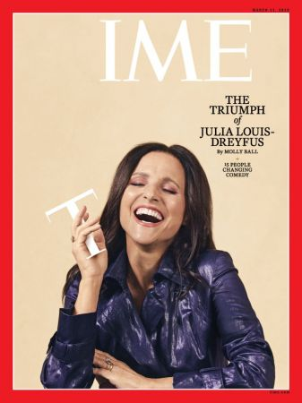 Time International Edition – March 11, 2019