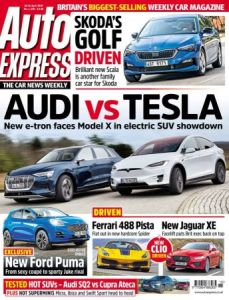 Auto Express – April 10, 2019
