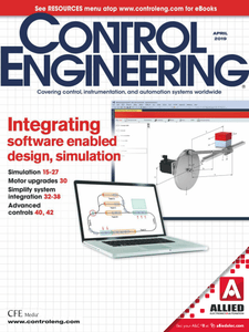 Control Engineering – April 2019