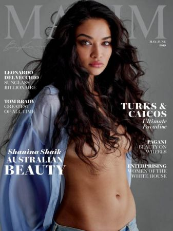 Maxim USA – May/June 2019Maxim USA – May/June 2019