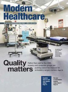 Modern Healthcare – April 08, 2019