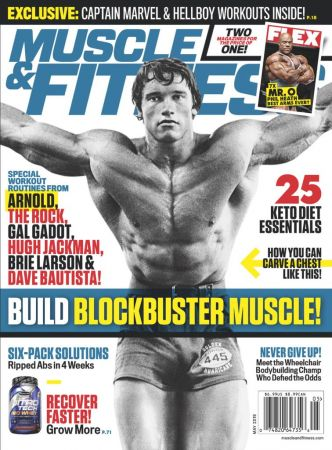 Muscle & Fitness USA – May 2019