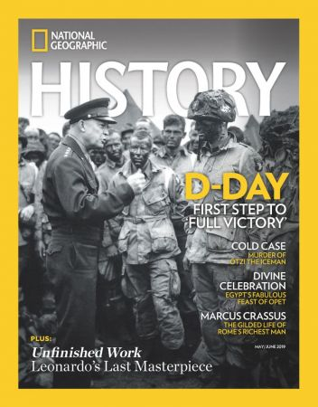 National Geographic History – May 2019