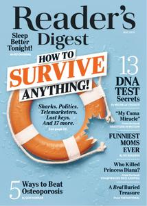 Reader's Digest USA – May 2019
