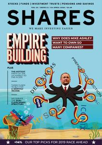 Shares Magazine – April 04, 2019