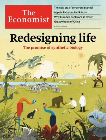 The Economist UK Edition – April 06, 2019
