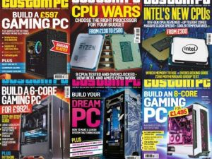 Custom PC – 2019 Full Year Issues Collection