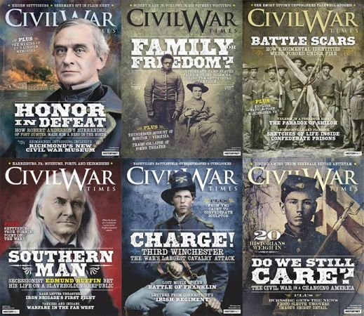 Civil War Times – Full Year 2019 Collection Issues