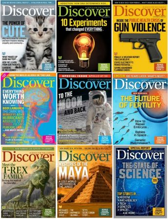 Discover – 2019 Full Year Issues Collection