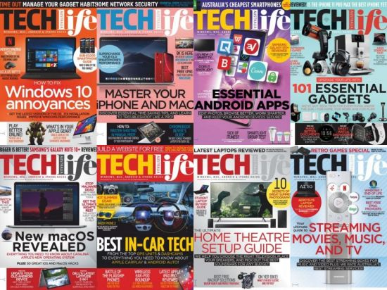 TechLife Australia – Full Year 2019 Collection Issues