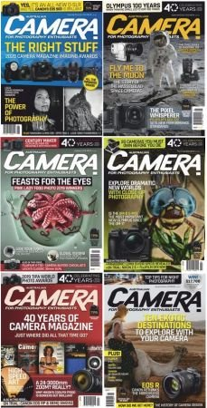 Australian Camera – 2019 Full Year Issues Collection