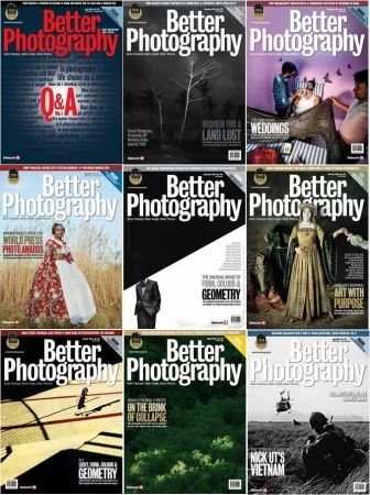 Better Photography – Full Year 2019 Collection