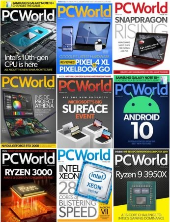PCWorld – 2019 Full Year Issues Collection