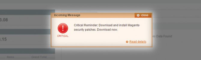 Magento Security Patch SUPEE-5994