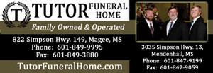 Tutor Funeral Home