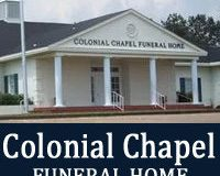 Colonial Chapel Funeral Home Magee Mississippi