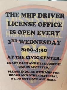 Magee Driver's License Office