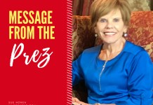 Sue Honea | Message from the Prez | MageeNews.com