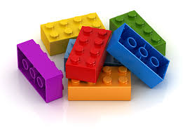 Kids Lego @ the Library