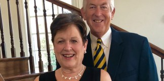 Brenda and David Holloway