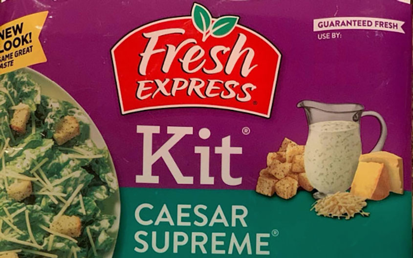 Fresh Express Recalls Salad Kits - MageeNews.com