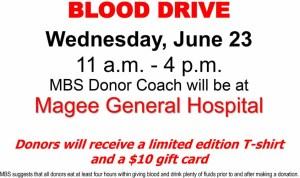 Blood Drive @ MGH