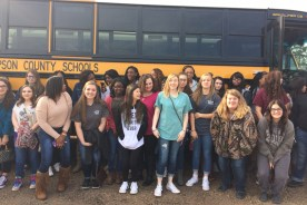 Tour Time at Co-Lin