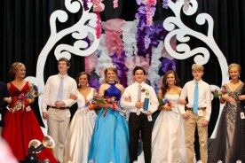 SCA Junior High Beauty & Beau Pageant