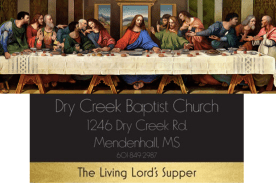 The Living Lord's Supper