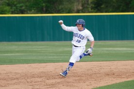 Wolves split with Southwest in games two and three of…