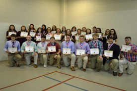 Simpson County MS Scholars honored with banquet