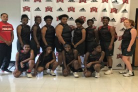 Lady Trojans travel to East MS Community College
