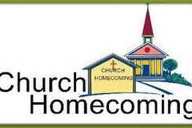 Homecoming @ Siloam Baptist Church